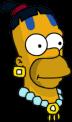 HomerMaya Icon