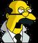 Roger Meyers Animatronique Colère