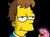 Homer bébé