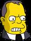 J. Edgar Hoover Ennuyé