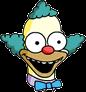Poupée parlante de Krusty Icon