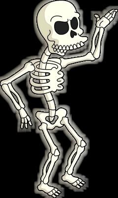 squelette dhalloween - Squelette Halloween