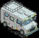 Camping-car pourri