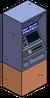 Distributeur banque de Springfield