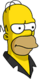 HomerBowling Ennuyé