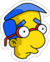 Milhouse Triste Icon