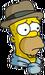 Cool Homer Triste