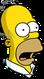 Homer Retraité Surpris