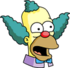 Krusty Plaisantant
