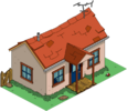 Maison de la Folle aux chats