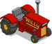 Tracteur de Willie