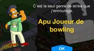 DébloApuJoueurdebowling