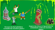 Guide Combat de monstres