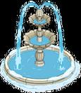 Fontaine à pièces