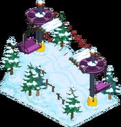 Télésiège Noël