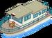 Maison bateau des Simpson