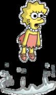Lisa fantôme