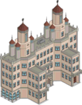 Complexe hôtelier