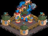 Méga-structure de jeu