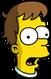 Homer bébé Surpris