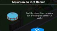 Aquarium de Duff Requin Boutique