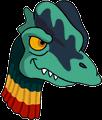Dilophosaure Icon