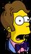 Homer Bal de promo Surpris