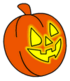 QG officiel d'Halloween Icon