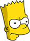 Bart bébé Ennuyé