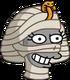 Madame la momie Content