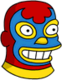 Duffman mexicain Content