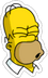Homer D'oh Icon