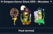 Simpson Horror Show XXVI - Monstres