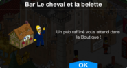 Bar Le cheval et la belette Boutique
