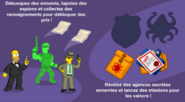 Guide Agent secret 1