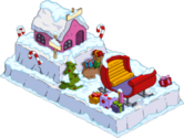 Char de Noël