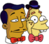 Gabbo & Arthur Icon