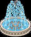 Fontaine de luxe