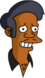 Apu Embarrassé
