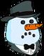 Carotte glacée Surpris