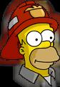 HomerPompier Icon
