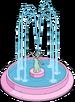 Fontaine République de Platon