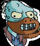 Zombie Lent Icon