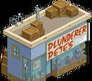 Boutique Plunderer Pete's
