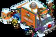 Camion à burgers de renne 1