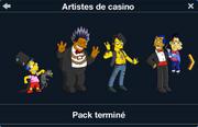 Artistes de casino