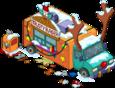 Camion à burgers de renne 2