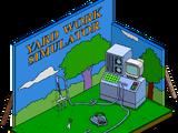 Simulateur de jardinage