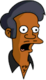 Apu Surpris