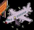 Avion-restaurant